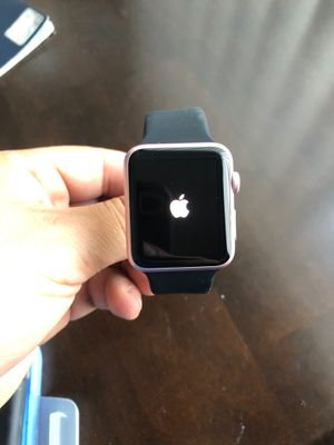 Apple Watch gen 1 rose gold 42mm for Sale in Santa Ana, CA