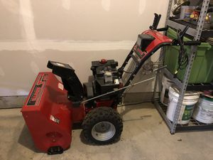 Snow Blower, Tecumseh for Sale in McDonald, PA