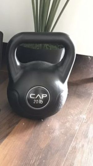 Weights & kettlebell for Sale in Hialeah, FL