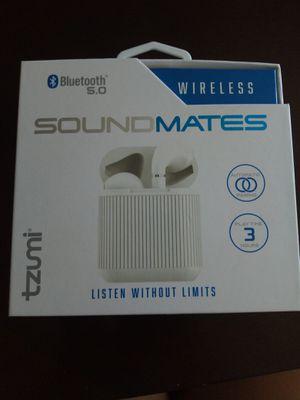 Soundmates Bluetooth wireless headphones for Sale in Chula Vista, CA