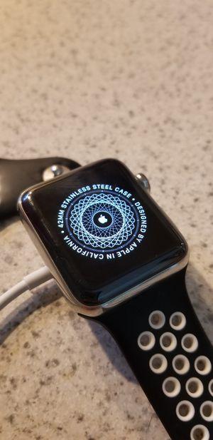 Apple Watch Sapphire Crystal 42mm Series 2 for Sale in Weston, FL