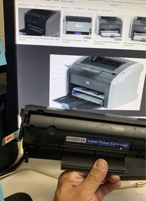 Brand new toner for HP Laserjet 1012 for Sale in Phoenix, AZ