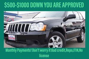 2008 Jeep Grand Cherokee for Sale in Escondido, CA