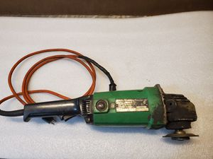 Hitachi angle grinder for Sale in Hackensack, MN