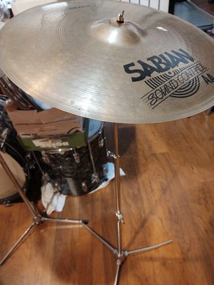 Late 1950's - early 1960's Ludwig Black Diamond Drum set, a rare find that is hard to find. It could use some reconditioning since it is 75 years old for Sale in Phoenix, AZ