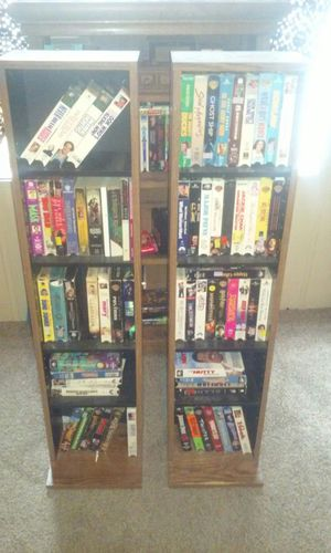 Small twin wooden bookshelves for Sale in Colorado Springs, CO