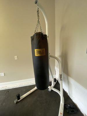 Everlast punching bag for Sale in Valparaiso, FL