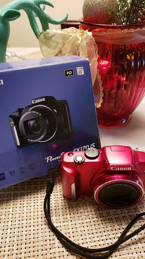 Canon digital camera 📷 for Sale in East Haven, CT
