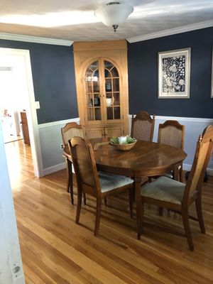 Wood Dining room table for Sale in Arlington, MA