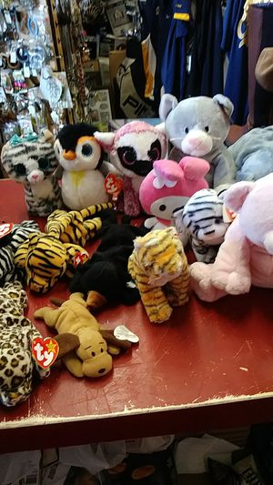 14 Assorted Beanie Baby's Good Condition for Sale in San Leandro, CA