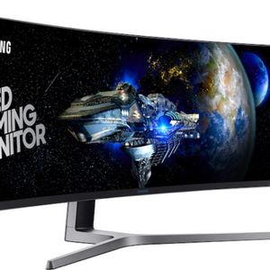 Samsung 49 Inch Gaming Monitor for Sale in Boca Raton, FL
