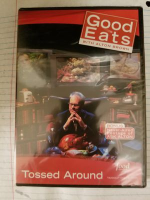 Good Eats tossed around. for Sale in undefined