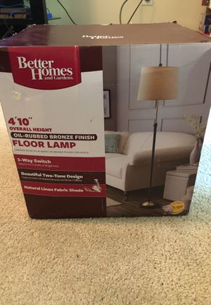 Great Tall Lamp Brand new! for Sale in Beckley, WV