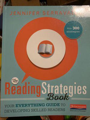 Reading strategies book for Sale in Deer Park, TX