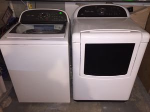 Washer and dryer for Sale in Edgewood, WA