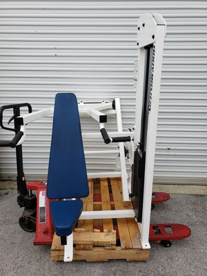 Bodymasters shoulder press for Sale in Clearwater, FL