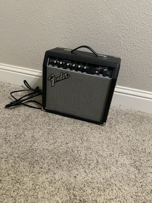 Fender 15G amp for Sale in Sacramento, CA