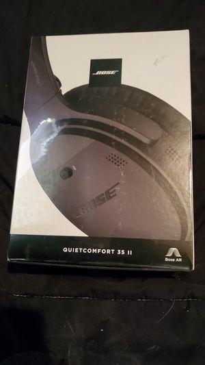 BOSE QuietComfort 35 wireless headphones II for Sale in Bothell, WA