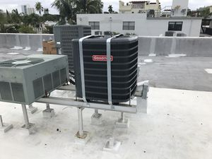 New AC condenser unit or used, installation available for Sale in Hialeah, FL