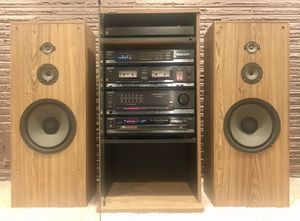 Sony Stereo System. Very Clean! for Sale in Ruston, WA