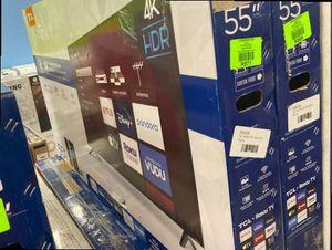 TCL 54S421 55in tv😱😱😱 1K for Sale in Corona, CA