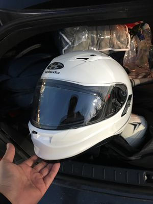 Kabuto Motorcycle helmet size Medium for Sale in Rockville, MD