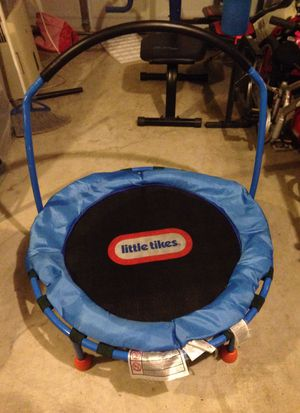 Little Tikes Trampoline for Sale in Fort Washington, MD