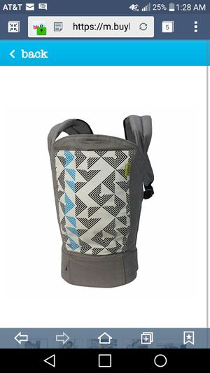 Boba baby carrier for Sale in Everett, WA