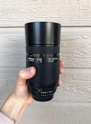 Nikon Lense for Sale in Boise, ID