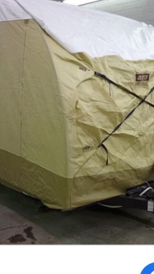 Camper trailer cover for up to 22 ft for Sale in Franklin Park, IL