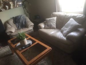 Leather couches for Sale in Richland, WA