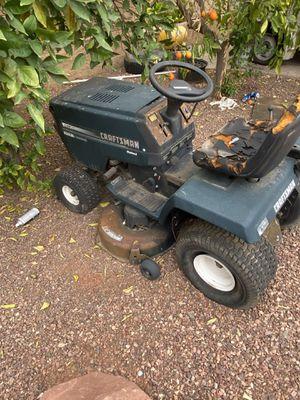 Tractor 🚜 craftsman for Sale in Phoenix, AZ