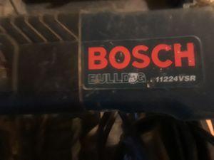 Bosch Bull-dog hammer drill for Sale in Detroit, MI