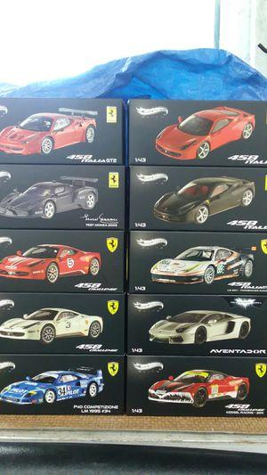 Hot Wheels Elite - Ferrari Lot for Sale in Torrance, CA