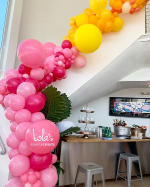 Organic Garland balloon party decor for Sale in Hollywood, FL