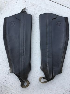 Ariat Half Chaps for Sale in Greenville, WI