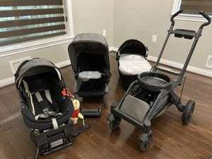 Orbit G3 stroller complete set for Sale in Dearborn Heights, MI