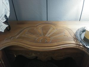 Antique vanity/ desk. for Sale in Peoria Heights, IL