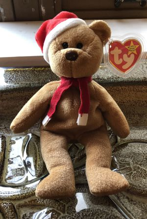 Rare 1997 Holiday Teddy Beanie Baby! for Sale in Elk Grove Village, IL