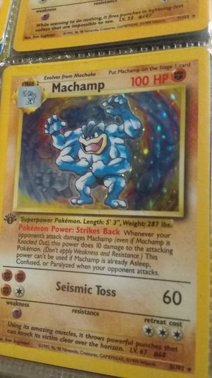 Pokemon Machop Collection for Sale in Redwood City, CA