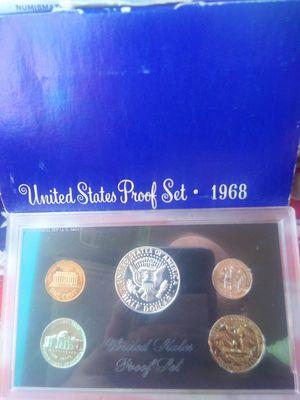 1968 U.S. proof set for Sale in Menomonie, WI