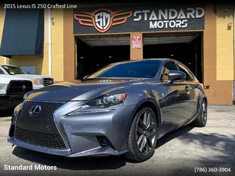 2015 Lexus Is 250 for Sale in Miami,  FL