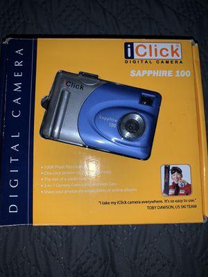 Iclick Sapphire 100 digital camera for Sale in Yelm, WA
