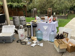 Home brew set up for Sale in Oregon City, OR