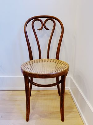 Antique Thonet Radomsko Bentwood Dining Chairs for Sale in Chicago, IL
