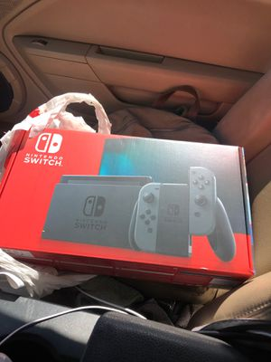 Nintendo switch-Black for Sale in Peoria, AZ