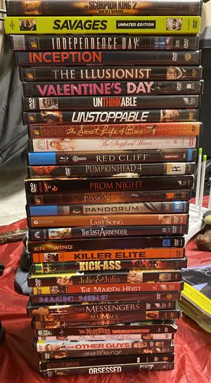 DVDs for Sale in Beaufort, SC
