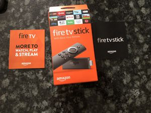 Fully updated fire stick newest model Tons of movies, Tv shows, sports, Great for boat , camping , quarantine Plug play ready for Sale in Baldwin, NY