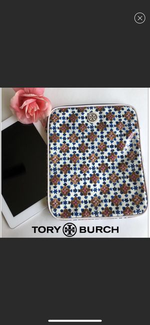 Tory Burch Printed iPad / Tablet Sleeve for Sale in Philadelphia, PA
