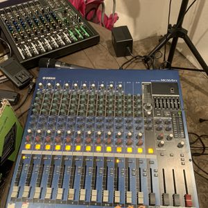 Yamaha Mixer MG16/6fx for Sale in Fairfield, CA